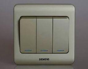 西门子开关插座回顾简约美学 节能环保引领家居电气时尚潮流热水系统